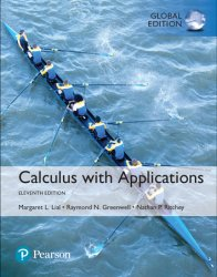 Calculus with Applications, 11th Edition