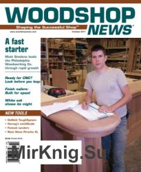 Woodshop News - October 2017