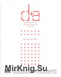 d+a (Design and Architecture) - The White Book