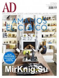 Architectural Digest Mexico - Octubre 2017