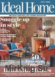 Ideal Home UK - November 2017