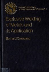 Explosive welding of metals and its application