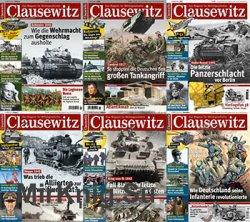 Clausewitz: Magazin fur Militargeschichte - 2017 Full Year Issues Collection