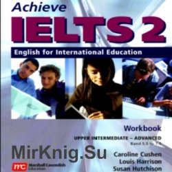 Achieve IELTS 2 Set. English for International Education