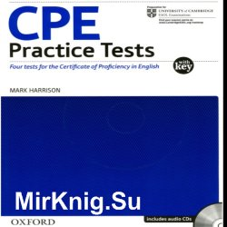 CPE Practice Tests new edition