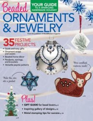 Beaded Ornaments & Jewelry 2017