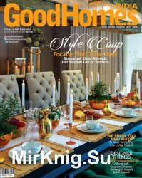 GoodHomes India - October 2017