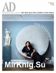 AD / Architectural Digest India - October 2017