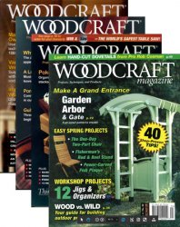 Woodcraft Magazine №№1-40 2005-2011