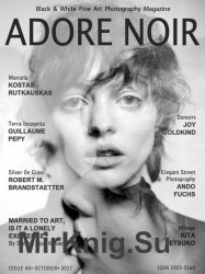 Adore Noir Issue 40 2017