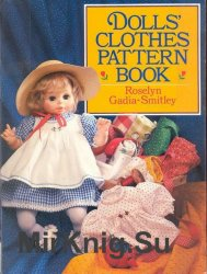 Dolls Clothes Pattern Book