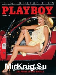 Playboy Special Collector's Edition (February / Февраль) 2014