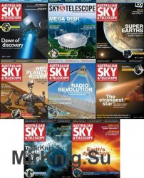 Australian Sky & Telescope - 2017 Full Year Issues Collection