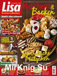 Lisa Kochen & Backen - November 2017