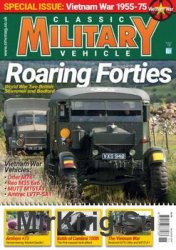 Classic Military Vehicle №198 - November 2017