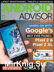 Android Advisor - Issue 43, 2017