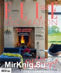 ELLE Decoration Spain - Noviembre 2017