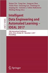 Intelligent Data Engineering and Automated Learning – IDEAL 2017: 18th International Conference