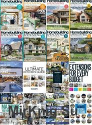 Homebuilding & Renovating  - 2017 Full Year Issues Collection