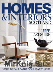 Homes & Interiors Scotland - November/December 2017