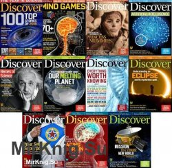 Discover (USA) - 2017 Full Year Issues Collection