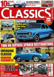 Classics Monthly - December 2017
