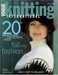 Vogue Knitting Fall 2002