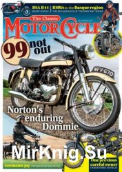 The Classic MotorCycle - December 2017