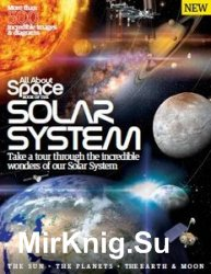 All About Space Book Of The Solar System, 4th Edition
