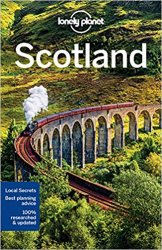 Lonely Planet Scotland, 9 edition