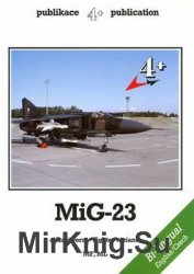 MiG-23: Fighter Variants (4+ Publication №4)