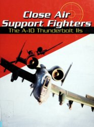 The A-10 Thunderbolt IIs (Close Air Support Fighters)