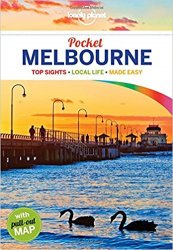 Lonely Planet Pocket Melbourne, 4 edition