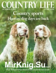 Country Life UK - 25 October 2017