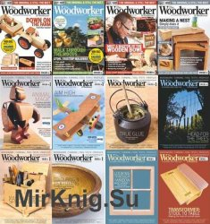 The Woodworker & Woodturner - 2017 Full Year Issues Collection