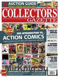Collectors Gazette - December 2017