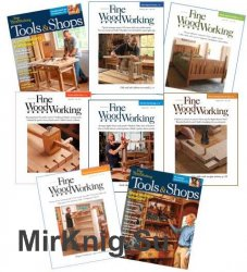 Fine Woodworking - 2017 Full Year Issues Collection