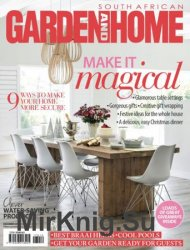 South African Garden and Home - December 2017