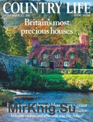 Country Life UK - 22v November 2017