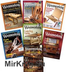 Popular Woodworking - 2017 Full Year Issues Collection