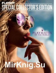 Playboy. Special Collector's Edition №7 2015. Playmates of the world