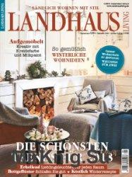 Landhaus Living - Dezember 2017/Januar 2018
