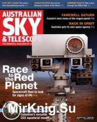 Australian Sky & Telescope - January 2018