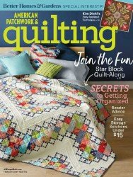 American Patchwork & Quilting vol.26 №1 2018