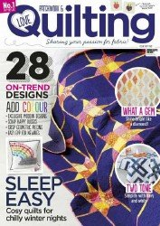 Love Patchwork & Quilting №55 2018