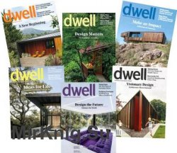 Dwell - 2017 Full Year Issues Collection