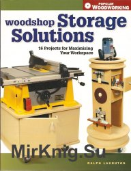 Woodshop Storage Solutions