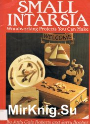Small Intarsia. Woodworking Projects You Can Make