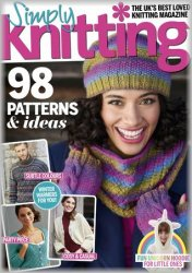 Simply Knitting №167 2017