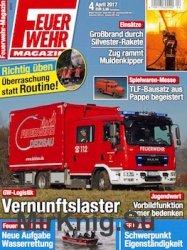 Feuerwehr Magazin 2017-04